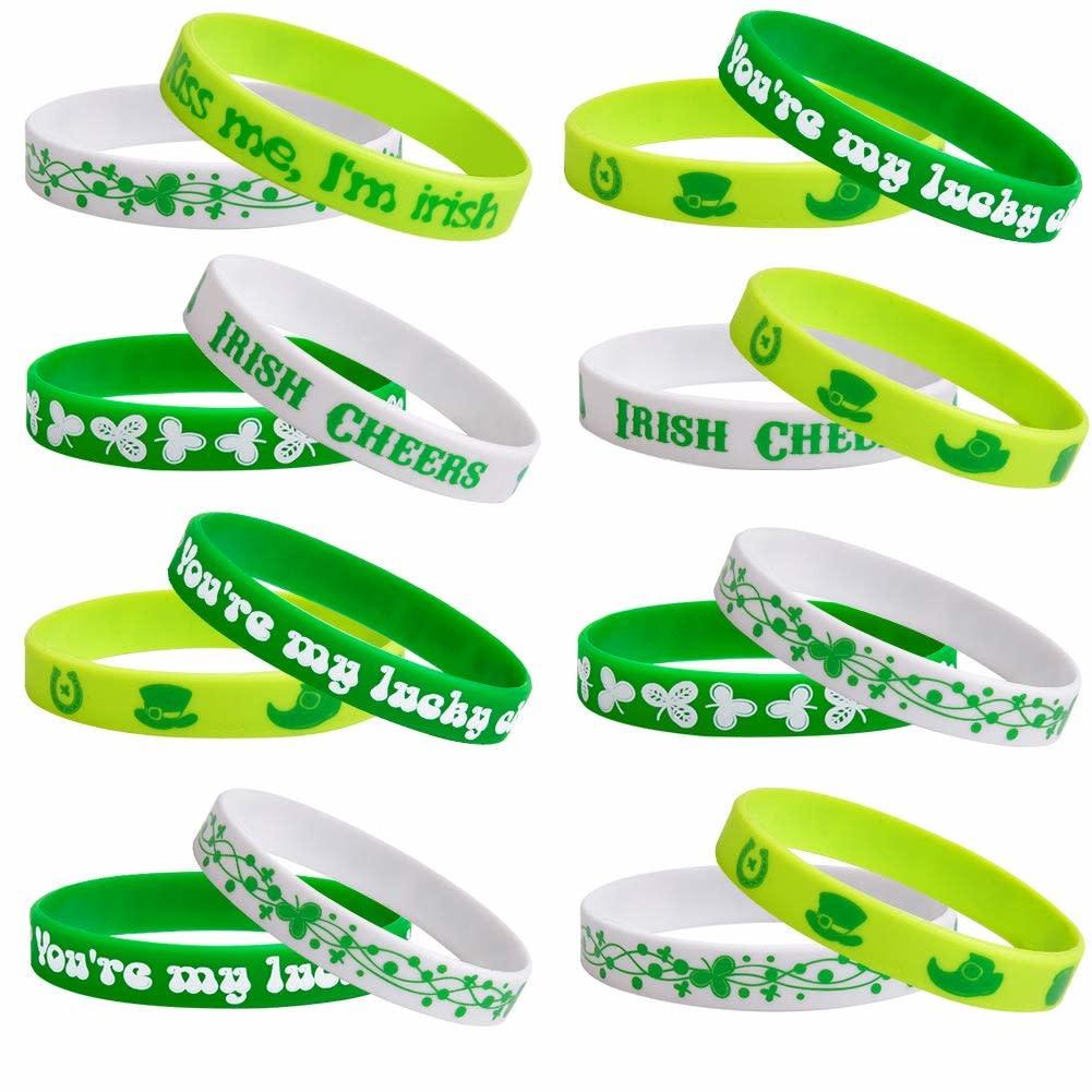 Celtic Bracelet: Irish Rubber