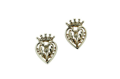 Earring: SS Luckenbooth