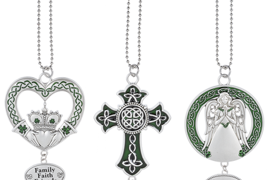 Charm: Car Cross, Cross, Angel