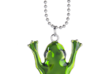 Charm: Lucky Frog