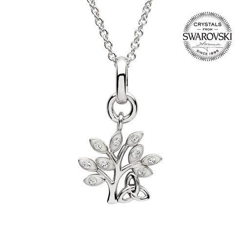 Shanore Pendant: SS SW Tree of Life