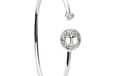Bracelet: Bangle SS Tree of LIfe