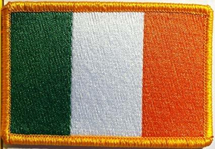 Patch: Ireland Flag