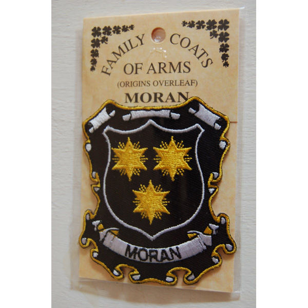 Patch: Family Coat of Arms