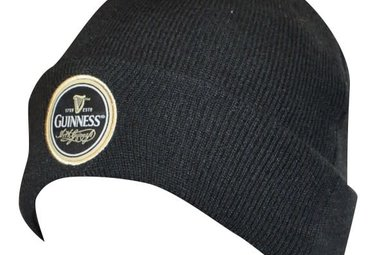 Beanie: Guinness Classic Label