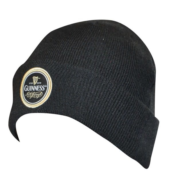 Guinness Beanie: Guinness Classic Label