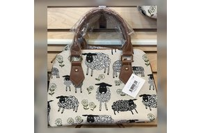 Purse: Tapestry Convertible White
