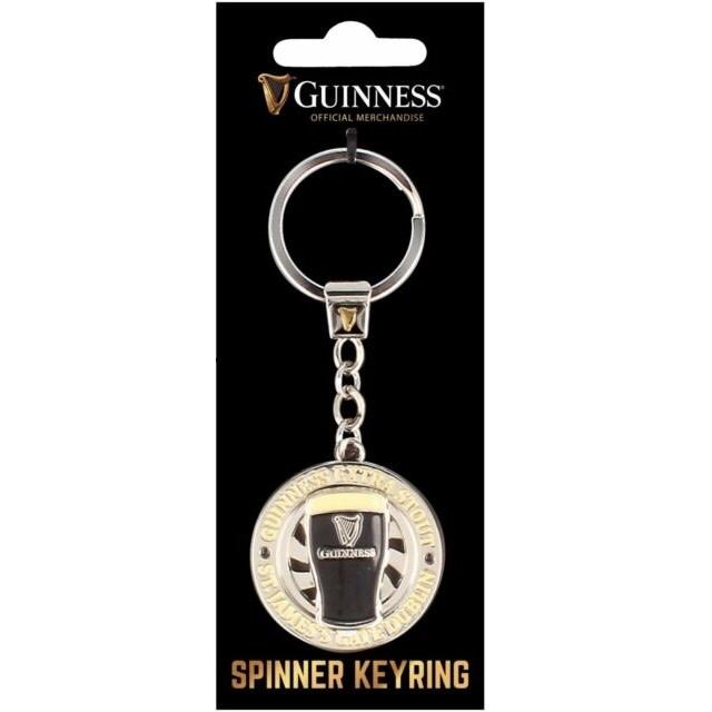 Guinness Guinness: Spinner Keyring