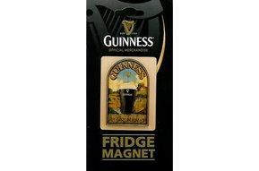Guinness: Fridge Magnet, Pint