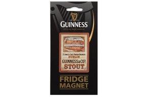 Guinness: Fridge Magnet, Brewery