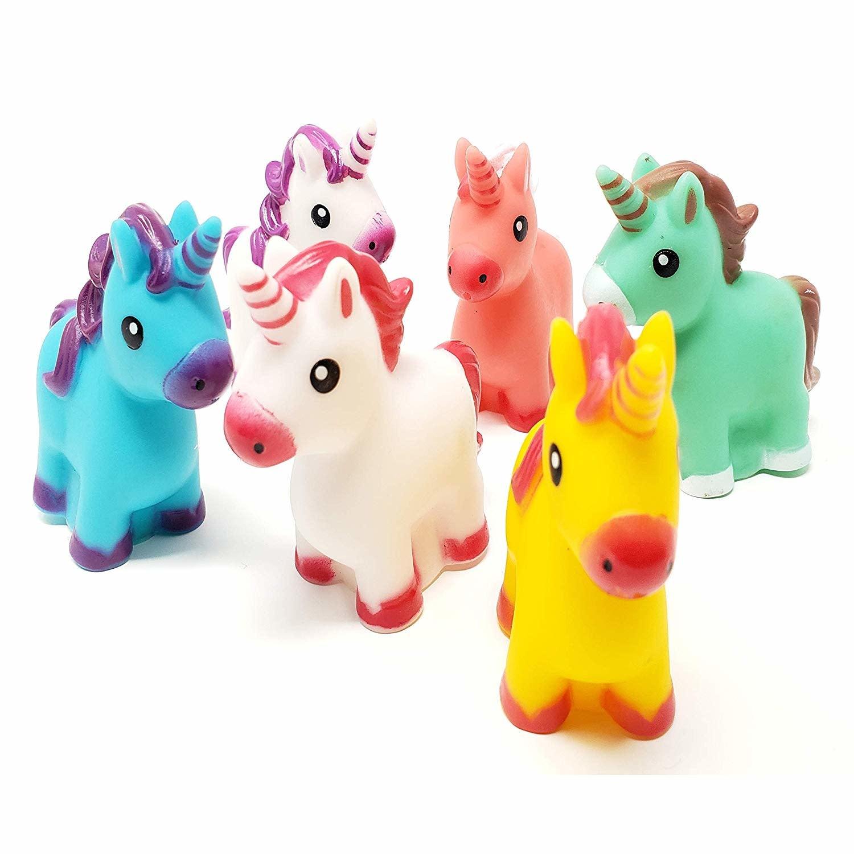 Toy: Rubber Unicorn, Scottish