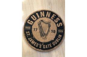 Trivet: Guinness Cork