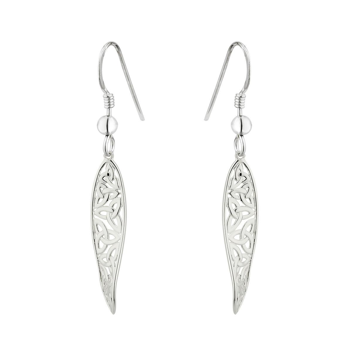 Earrings: SS Twist