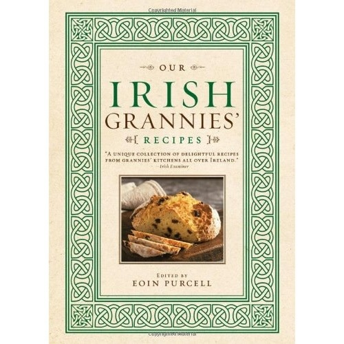 Book Book: Irish Grannies Recipes