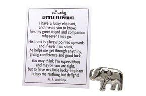 Charm: lucky little Elephant