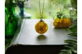 """Necklace: SS 24"""" Buttercup"""