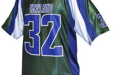 Shirt: Ireland Football Jersey