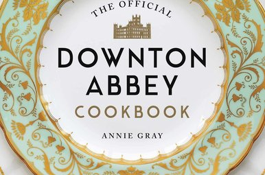 Book: Official Downton Abbey Cookbook, Hardcover