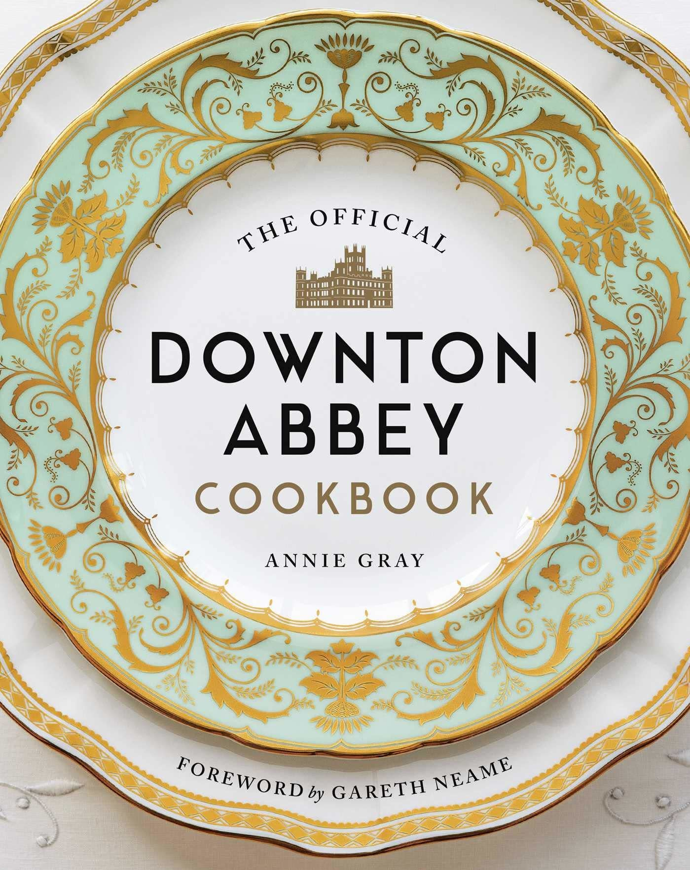 Book Book: Official Downton Abbey Cookbook, Hardcover