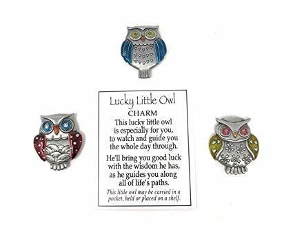 Charm: Owl Charm