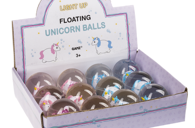 Toy: Unicorn Balls :-)