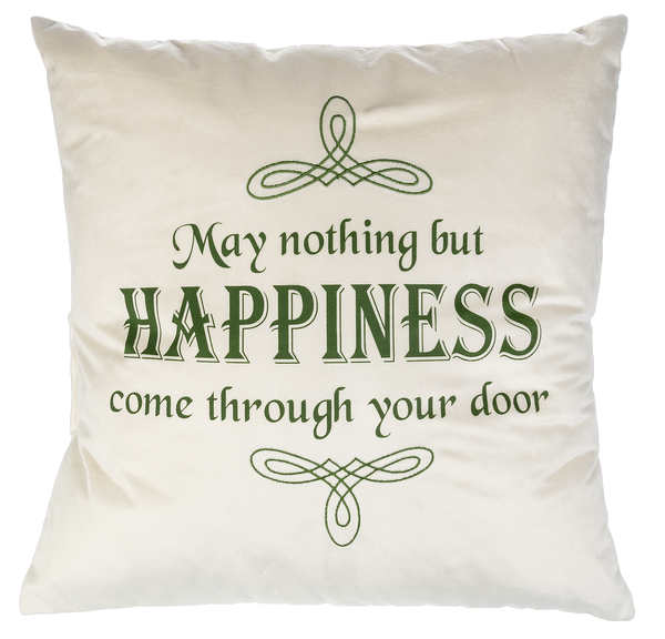 Ganz Pillow: Irish Blessing, Knot