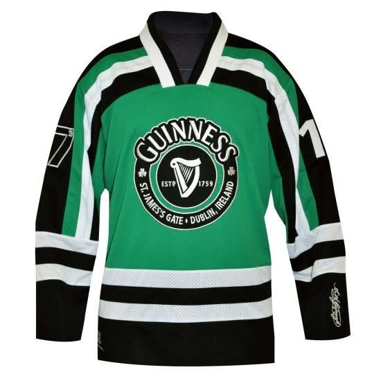Guinness Guinness: Green Hockey Shirt