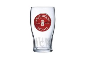 Glass: Smithwicks Pint, Logo