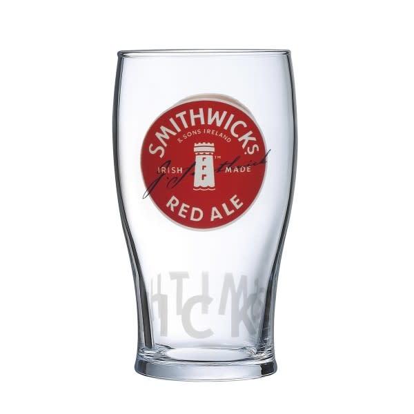 Smithwick's Glass: Smithwicks Pint, Logo