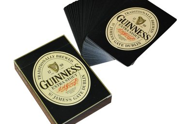 Game: Guinness Playing Cards