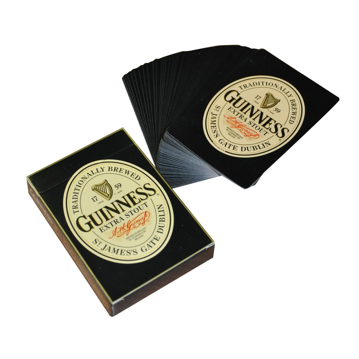 Guinness Game: Guinness Playing Cards
