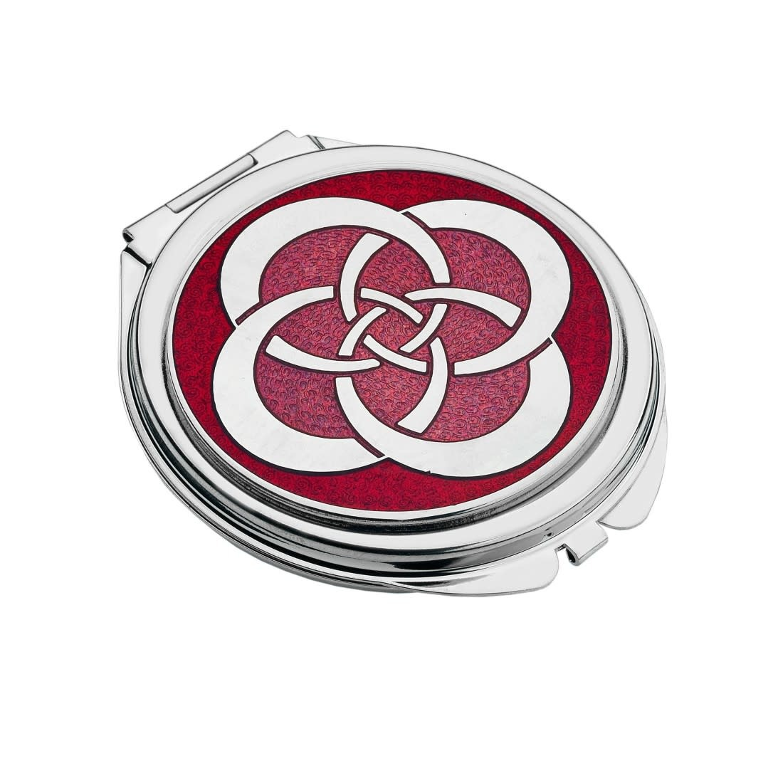 Mirror: Compact, Celtic Knot Circles