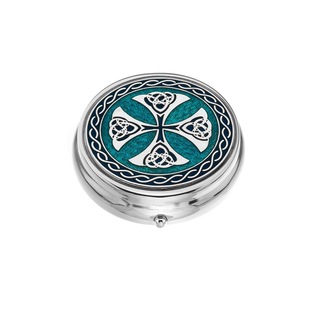 Pill Box: Celt Cross