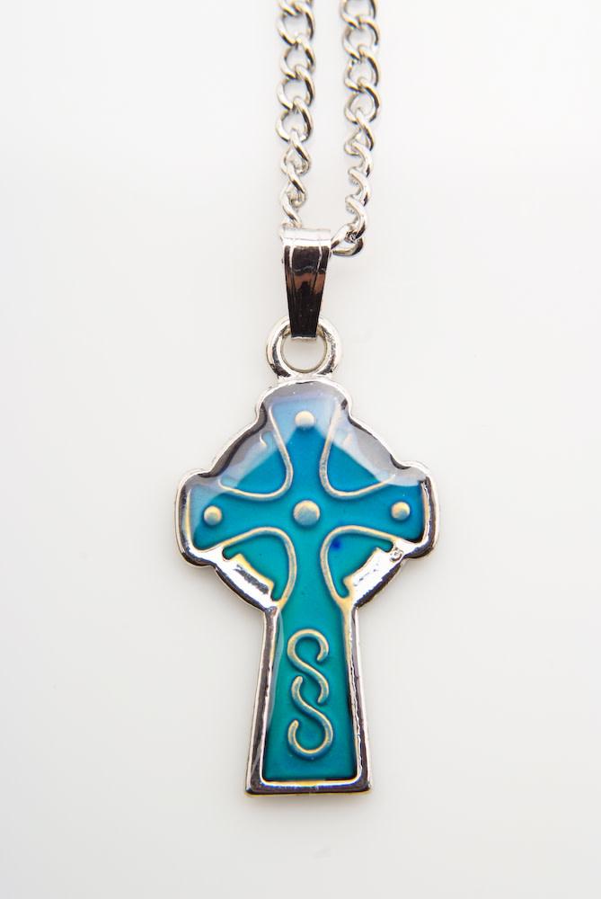 Pendant: Mood Celtic Cross