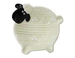 Clara Bowl: Celtic Sheep