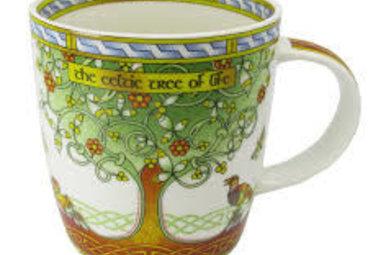 Mug: Celtic Tree of Life