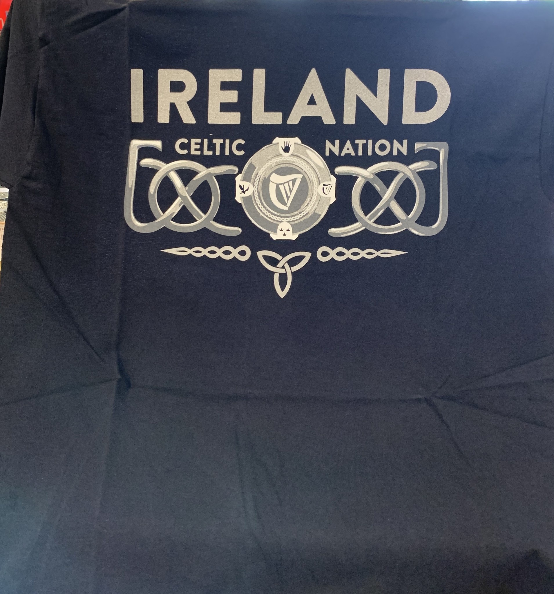 T Shirt: 3D Celtic Provinces