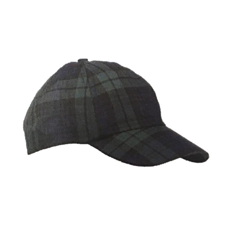 Hat: Black Watch Cap