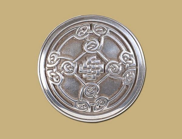 Belt: Buckle Shield