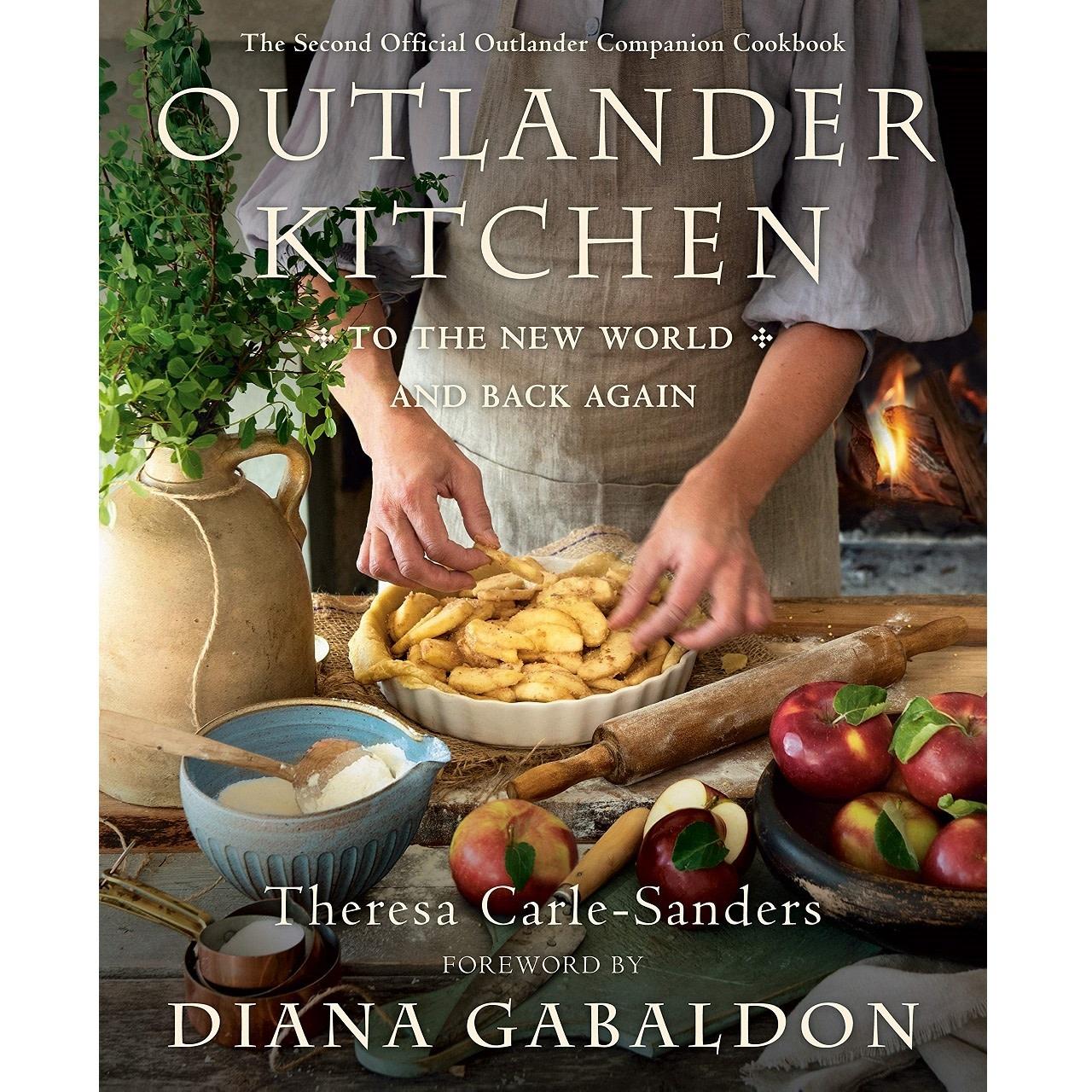Book Book: 2nd Outlander Kitchen, Hardcover