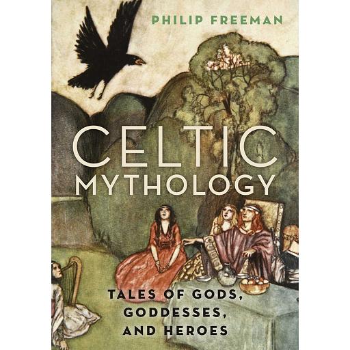 Book Book: Celtic Mythology: Tales of