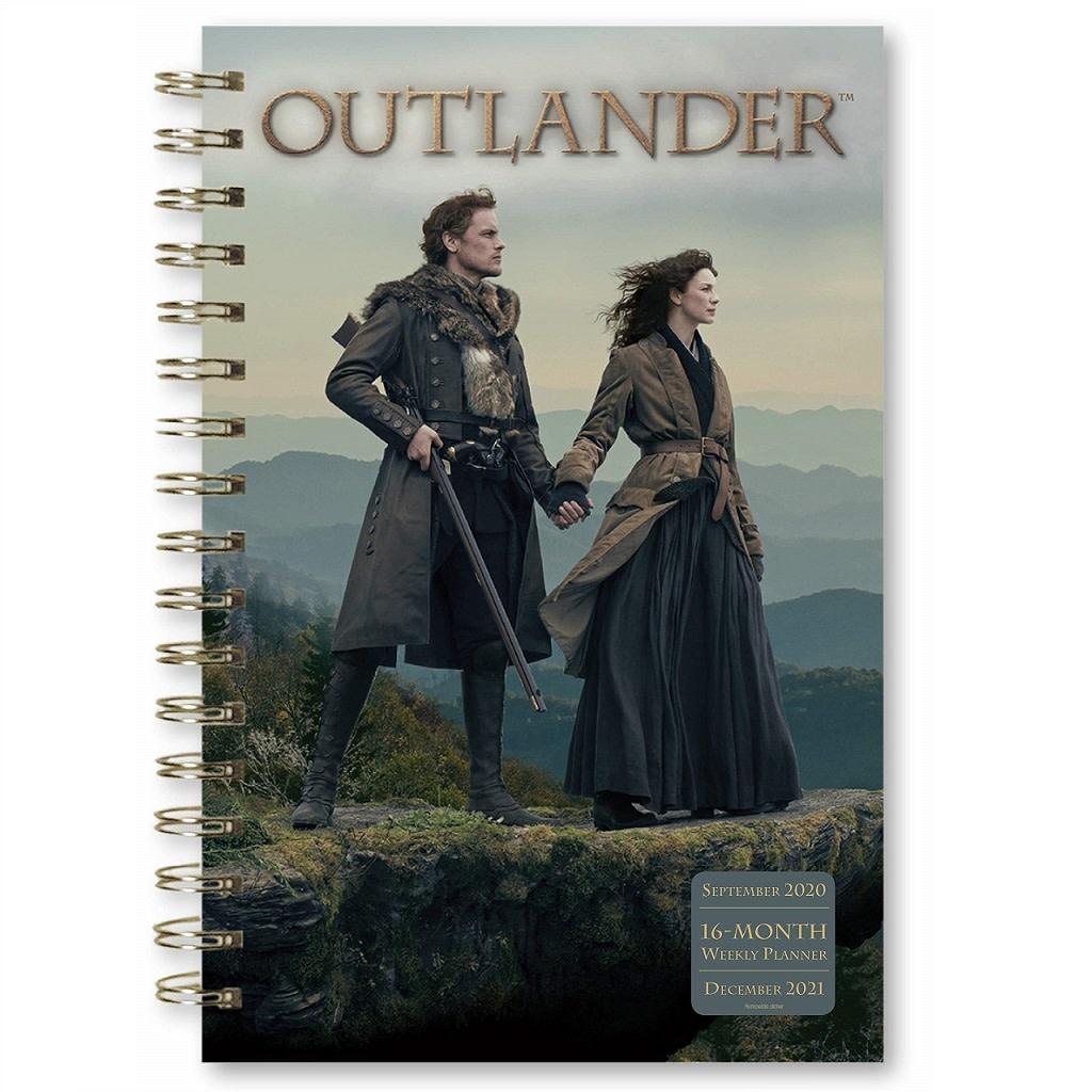 Calendar: Outlander Planner, 2021