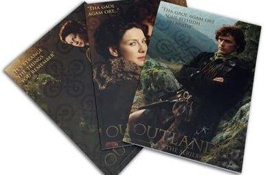 Notebook: Outlander Collectible, 100 pg