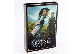Game: Outlander Board, Destiny Dice