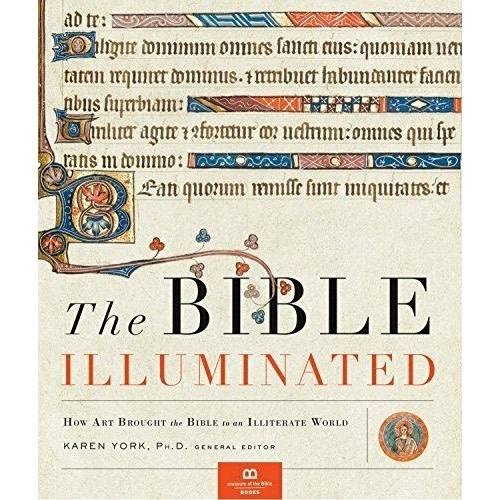 Book Book: Bible Illuminated, The