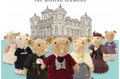 Book: Mouseton Abbey, The Missing Diamond