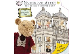 Book: Mouseton Abbey, The Cheesey Treasure Hunt