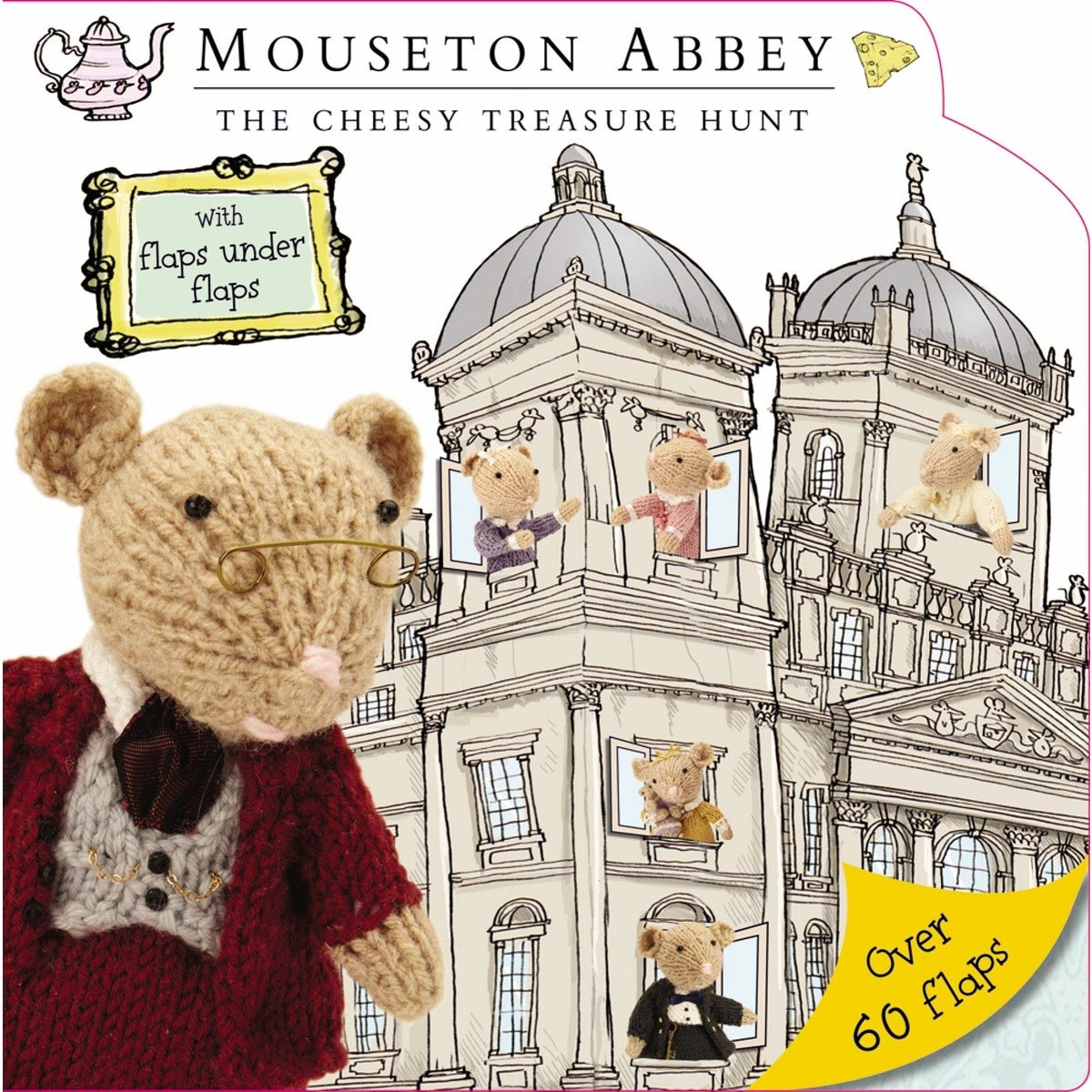 Book Book: Mouseton Abbey, The Cheesey Treasure Hunt
