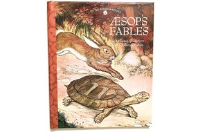 Book: Aesop's Fables, Classic Collection