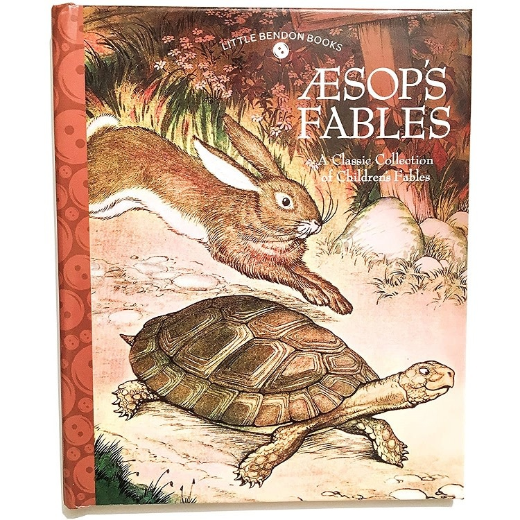 Book Book: Aesop's Fables, Classic Collection